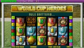 World Cup Heroes MCPcom OpenBet