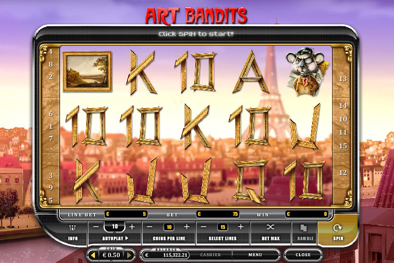 Art Bandits MCPcom Oryx Gaming