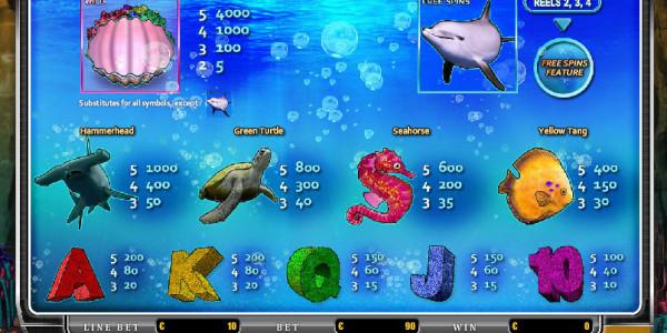 Wild Dolphins MCPcom Oryx Gaming pay