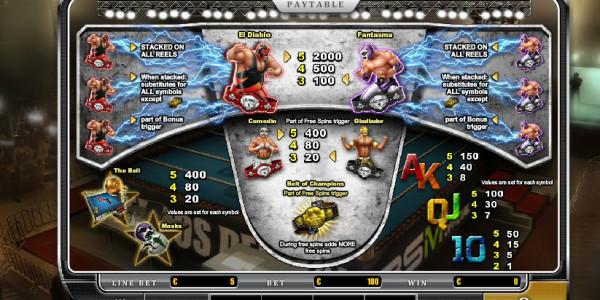 Lucha Extreme MCPcom Oryx Gaming pay