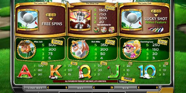 Lucky Swing MCPcom Oryx Gaming pay