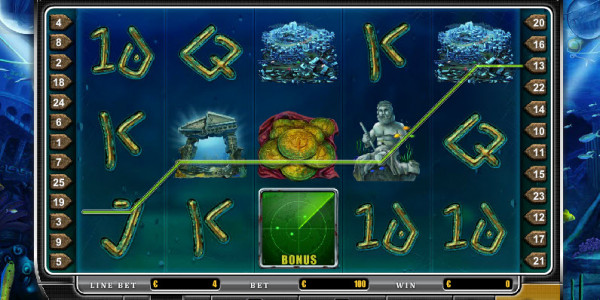 Mission Atlantis MCPcom Oryx Gaming