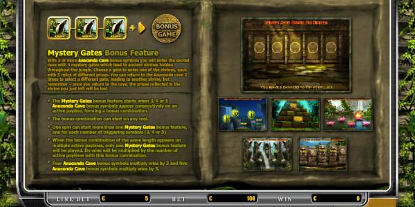 The Anaconda Eye MCPcom Oryx Gaming pay2