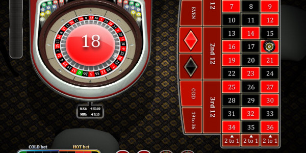 European Roulette MCPcom Oryx Gaming3