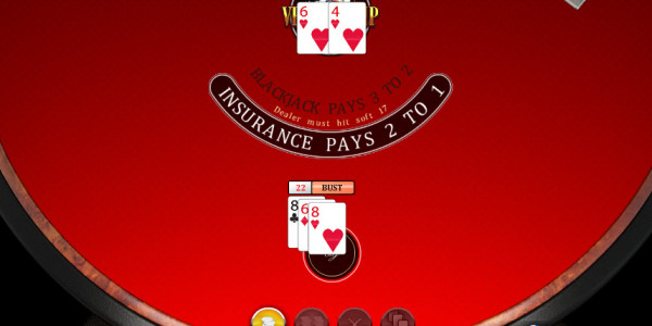 Single Deck Blackjack MCPcom Oryx Gaming3