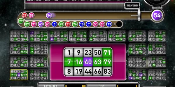 Deep Space Bingo MCPcom Oryx Gaming3