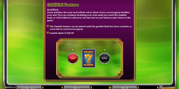 Golden 7 Classic MCPcom Oryx Gaming pay2