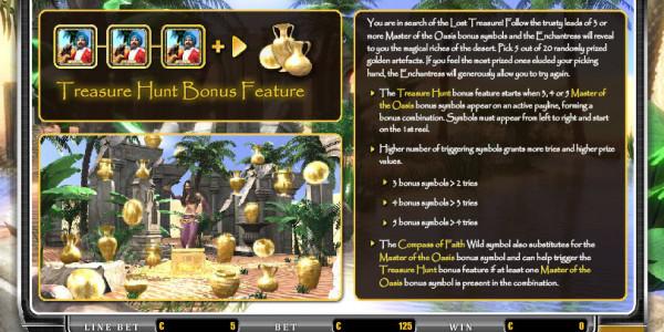Golden Dunes MCPcom Oryx Gaming pay2