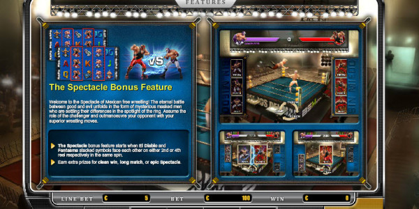 Lucha Extreme MCPcom Oryx Gaming pay2