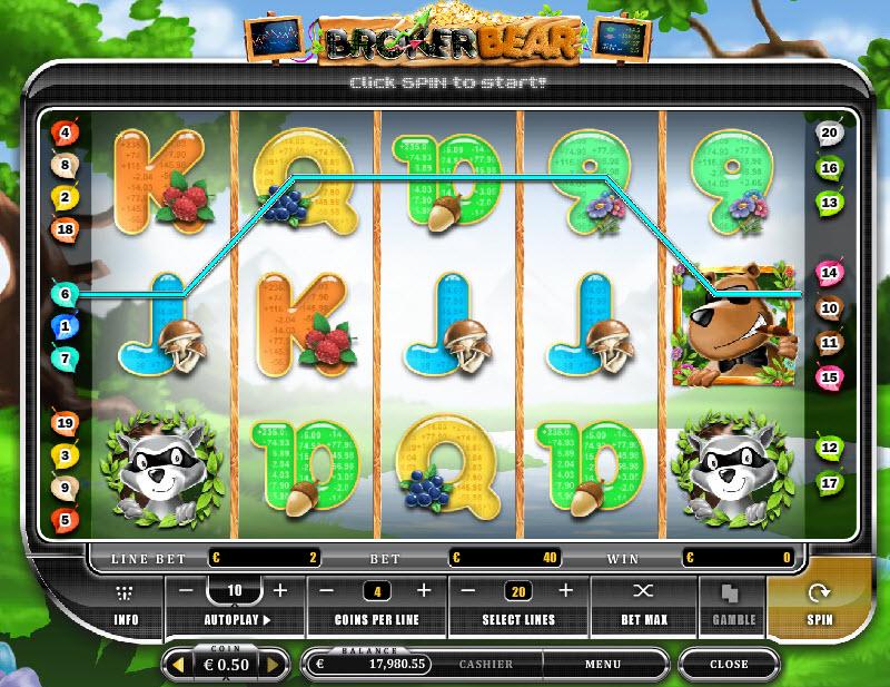 Broker Bear MCPcom Oryx Gaming