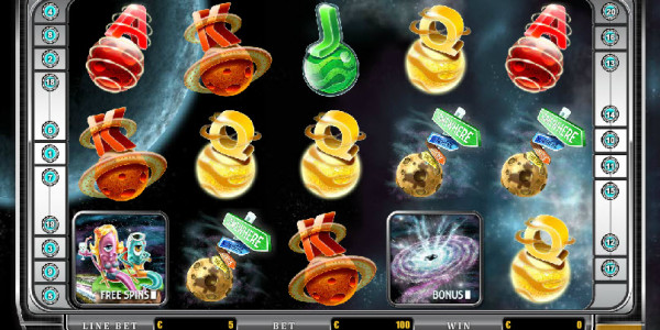 Space Traveller MCPcom Oryx Gaming