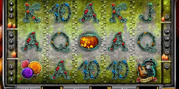 Dia de Los Muertos MCPcom Oryx Gaming
