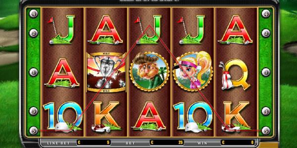 Lucky Swing MCPcom Oryx Gaming