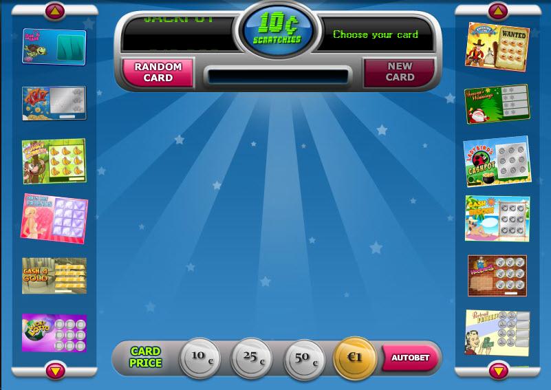 10p Scratchies MCPcom PariPlay