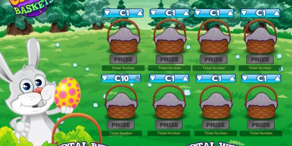Easter Cash Basket MCPcom PariPlay