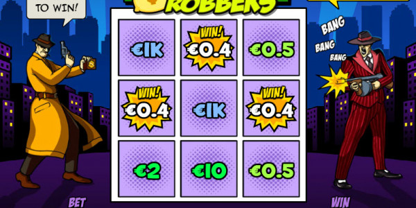 Cops & Robbers MCPcom PariPlay2
