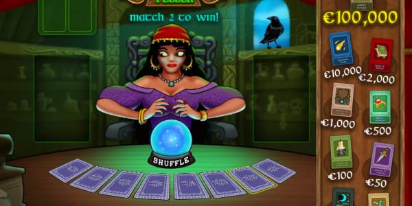Fortune Teller MCPcom PariPlay2