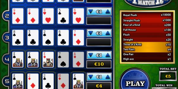 Poker Match MCPcom PariPlay2