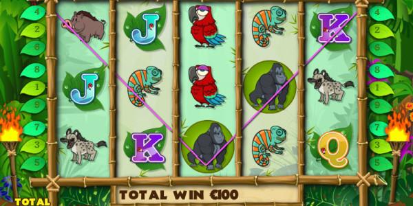 Ooga Booga Jungle MCPcom PariPlay win