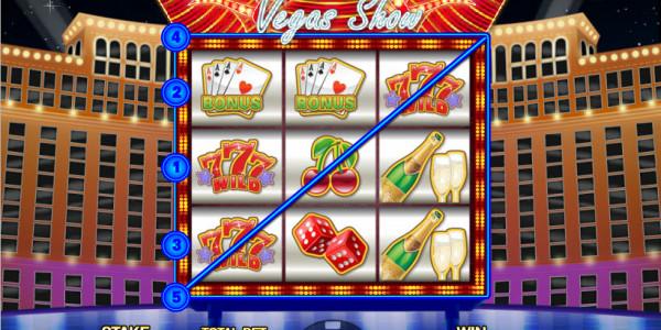 Vegas Show MCPcom PariPlay win