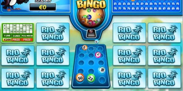 Rio Bingo MCPcom PariPlay2