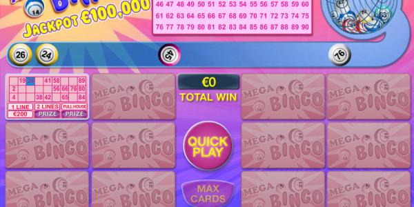 Mega Bingo MCPcom PariPlay2