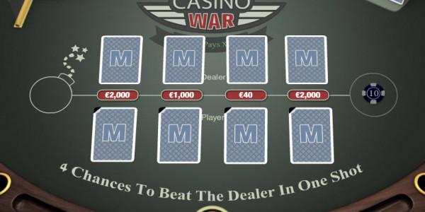 Casino War!  MCPcom PariPlay2