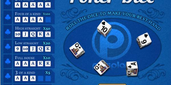 Poker Dice MCPcom PariPlay2