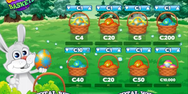 Easter Cash Basket MCPcom PariPlay2