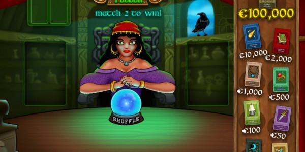Fortune Teller MCPcom PariPlay