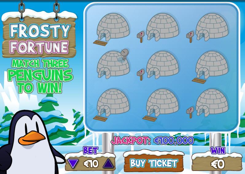 Frosty Fortune MCPcom PariPlay