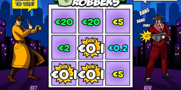 Cops & Robbers MCPcom PariPlay3