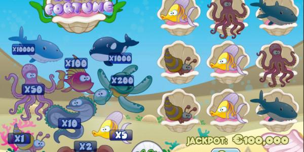 Ocean Fortune MCPcom PariPlay3