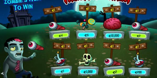 Treasure Frights MCPcom PariPlay3
