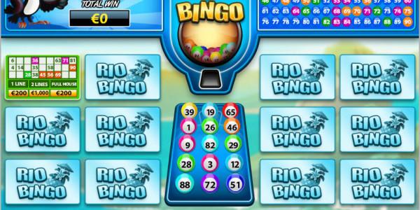 Rio Bingo MCPcom PariPlay3