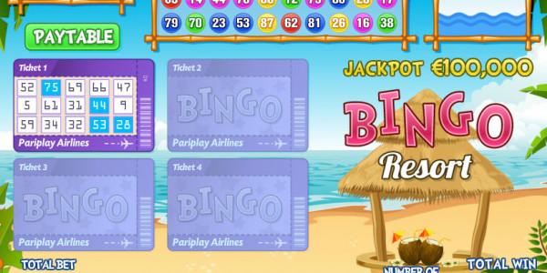 Bingo Resort MCPcom PariPlay3