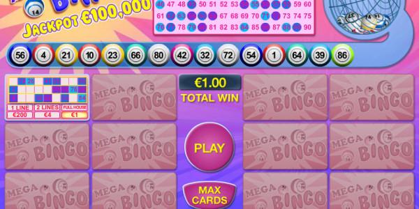 Mega Bingo MCPcom PariPlay3