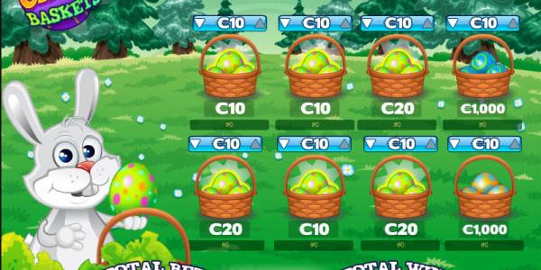 Easter Cash Basket MCPcom PariPlay3