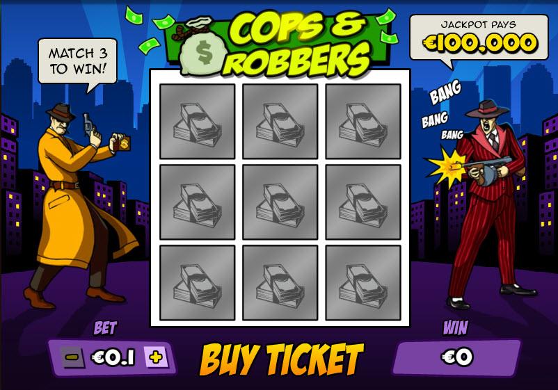 Cops & Robbers MCPcom PariPlay