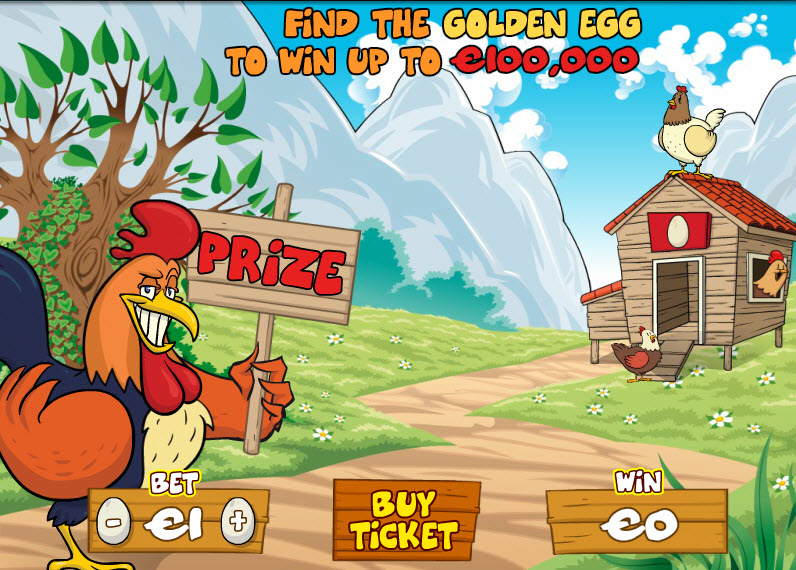 Golden Egg MCPcom PariPlay