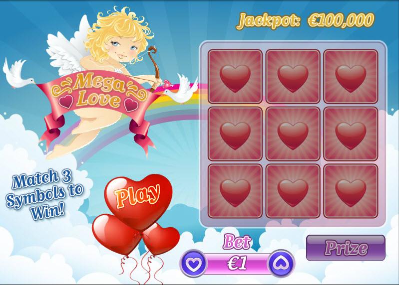 Mega Love MCPcom PariPlay