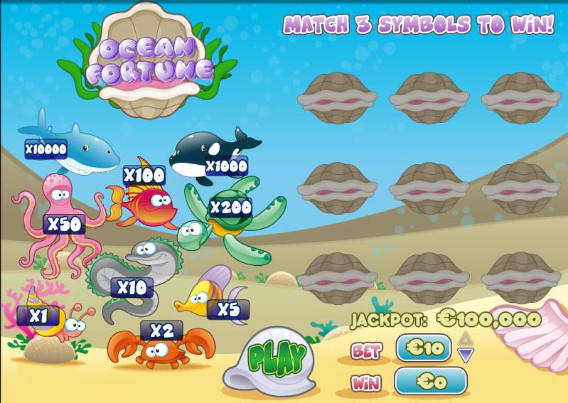 Ocean Fortune MCPcom PariPlayOcean Fortune MCPcom PariPlay