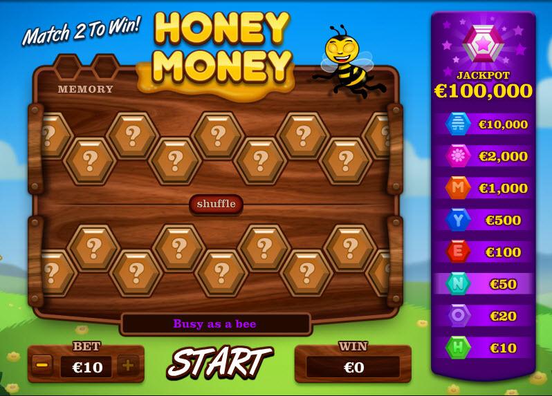 Honey Money MCPcom PariPlay