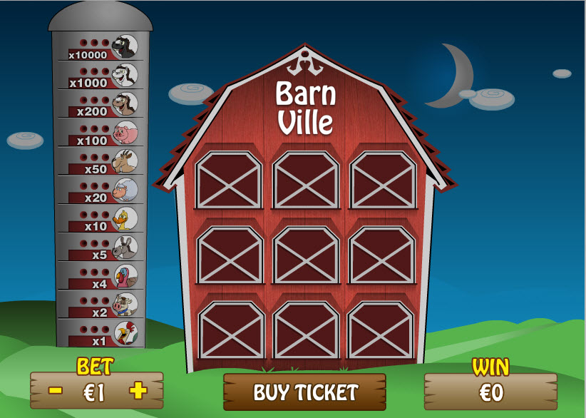 Barn Ville MCPcom PariPlay