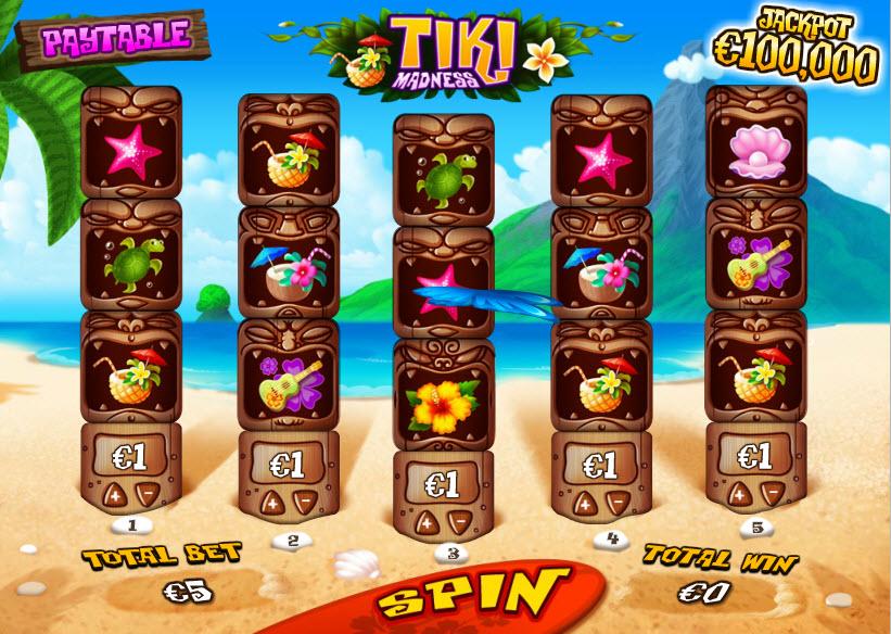 Tiki Madness MCPcom PariPlay