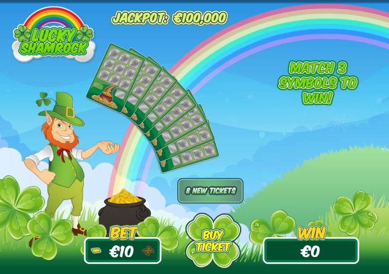 Lucky Shamrock MCPcom PariPlay