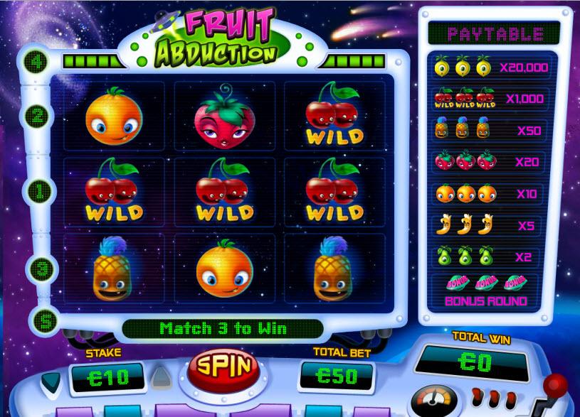 Fruit Abduction MCPcom PariPlay