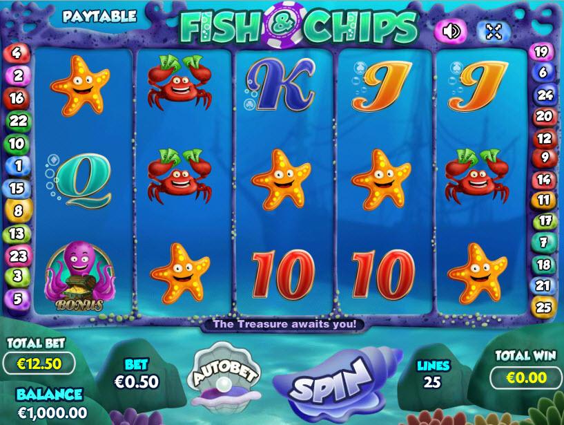 Fish & Chips MCPcom PariPlay
