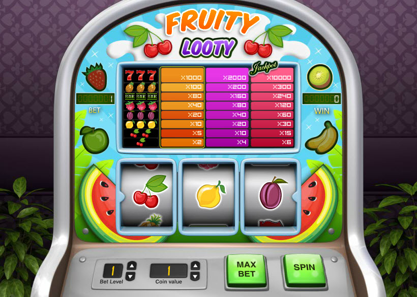 Fruity Looty MCPcom PariPlay