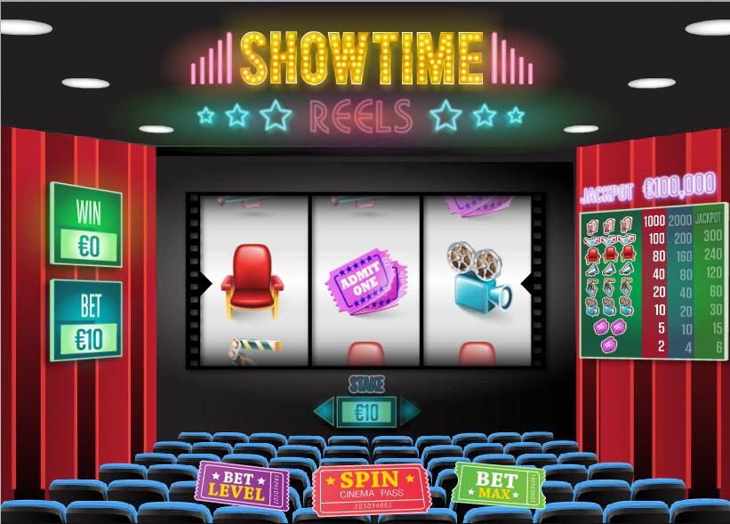 Showtime MCPcom PariPlay